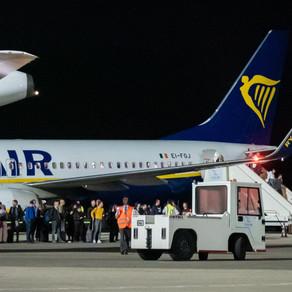 Ryanair u Zadru najavio čak 37 linija za ovo ljeto (17 novih)!