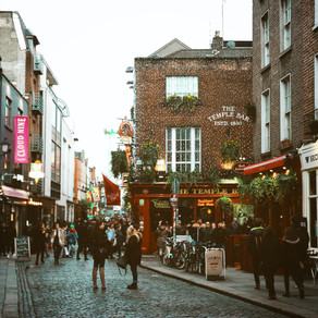 (CHEAP FLIGHTS) Return ticket to Dublin for only 77 eur!