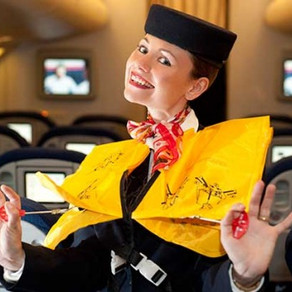 A look at why the cabin crew gives us plenty of instructions before every flight