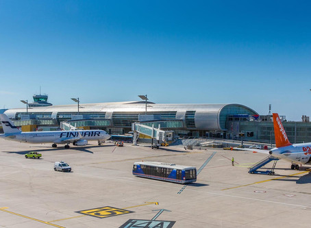 Three busiest airports recorded a drop in passenger numbers in May