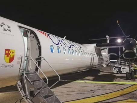 Government secured rescue flights from Rome, Lisbon, Madrid and Stockholm