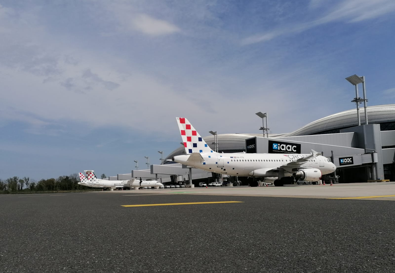 Croatia Airlines Plans Flights Between Zagreb Dubrovnik And Split