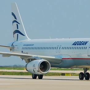 Aegean Airlines announced flight resumption dates for routes to Croatia