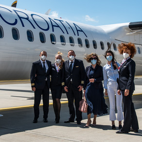 Croatia Airlines offering 30% off all flights!