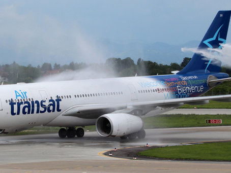 """Air Transat: """"In the summer of 2021 we plan to offer direct flights between  Toronto and Zagreb"""""""