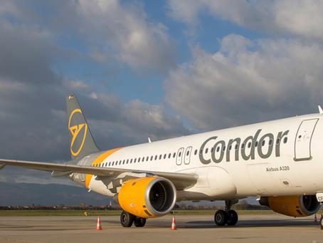 Condor Airlines scheduled Munich - Split route!