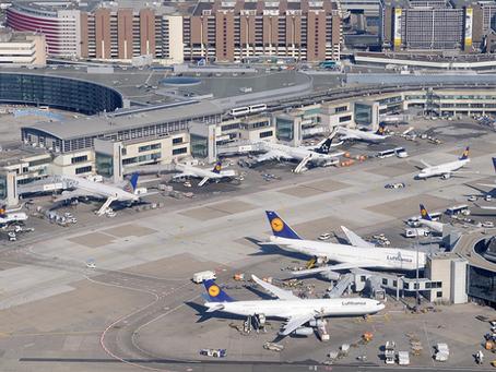 This weekend 36 operations between Croatian airports and Frankfurt!