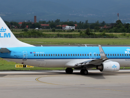 KLM second daily flight to Zagreb will enable a larger selection of connections
