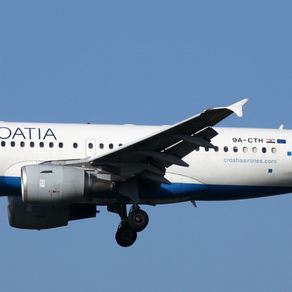 Croatia Airlines service resumption on the Zagreb - Amsterdam route