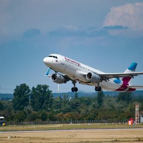 U kolovozu čak 25 linija Eurowingsa prema Hrvatskoj!