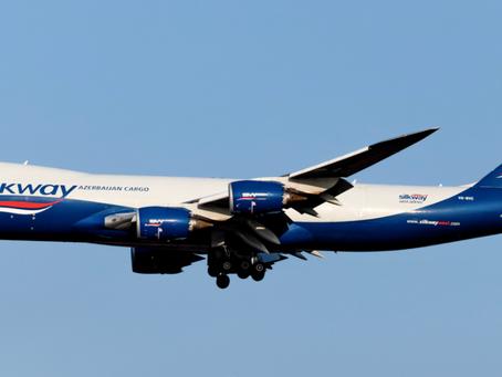 Boeing B747-83QF sutra u Zagrebu
