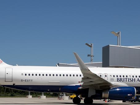 British Airways postponed Zagreb service