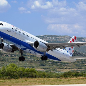Croatia Airlines service resumption on Zagreb - Copenhagen route