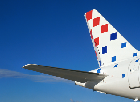 Further cancellations on Croatia Airlines international routes