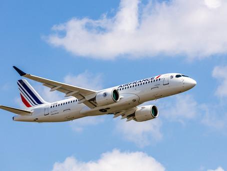 Air France jučer preuzeo prvi od 60 zrakoplova tipa Airbus A220