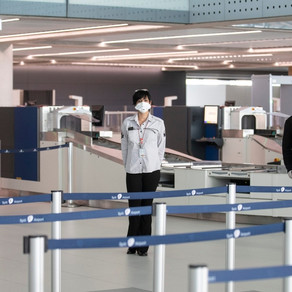 During the April passenger numbers dropped in Dubrovnik, Split and Zagreb Airport