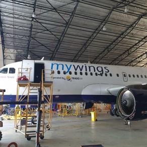 Prvi A319 Trade Aira na testnom letu, ulazi u redovne operacije!