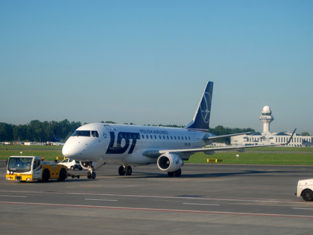 LOT Polish Airlines - December schedule