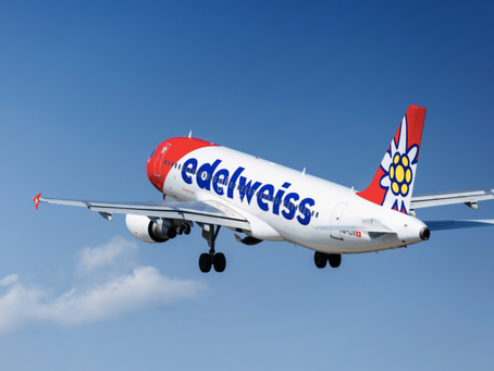 Edelweiss in December and January connects Zurich and Split!