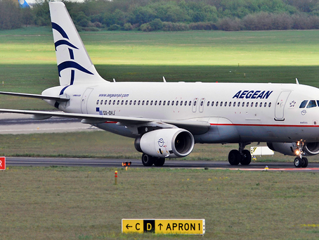 Aegean Airlines scheduled flights to Croatia from March 2021.!