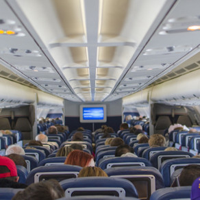 Why do airlines change aircraft types on their routes?