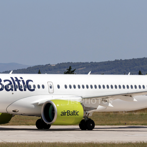 Air Baltic - resumption on routes to Croatia