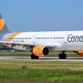 Condor Airlines re-introducing the Frankfurt - Split route