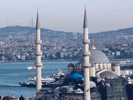 (POVOLJNI LETOVI) Povratne karte za Istanbul od 678 kuna!