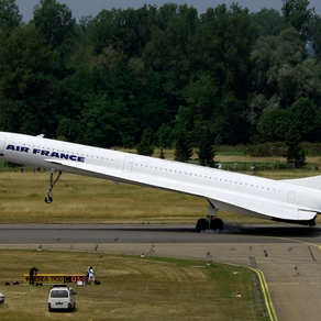 Concorde - an aircraft faster than the sound that no longer exists