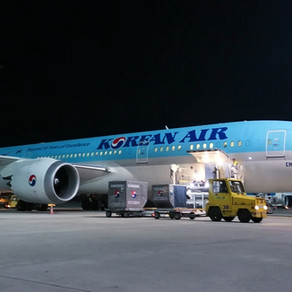 Korean Air suspended Seoul - Zagreb route
