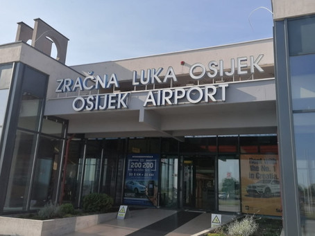 U kolovozu pad broja putnika u ZL Osijek