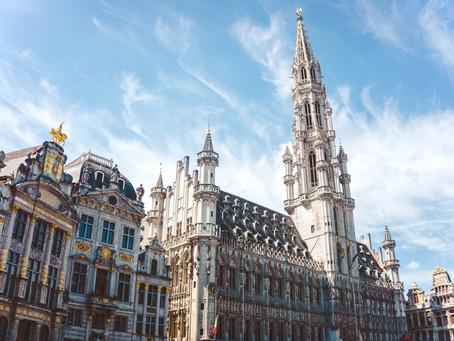 (POVOLJNI LETOVI) Povratne karte za Brussels od 311 kuna