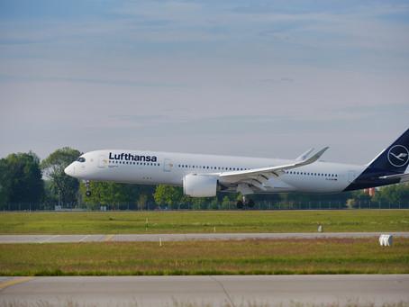 Lufthansa will soon depart on its longest passenger flight!