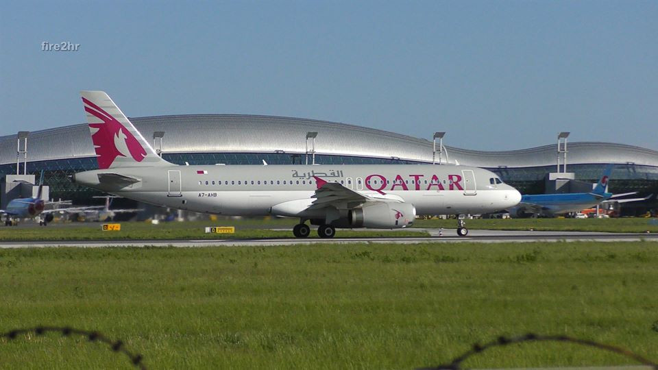 Croatian Aviation Qatar Airways