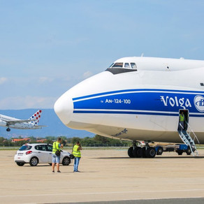The flying giant is coming to Zagreb tomorrow!