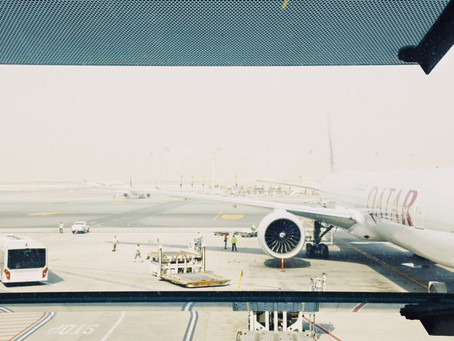 After 3 years - service resumption between Qatar and UAE!