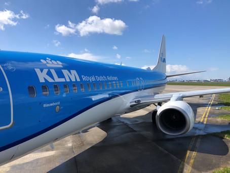 KLM uvodi Wi-Fi na linijama unutar Europe