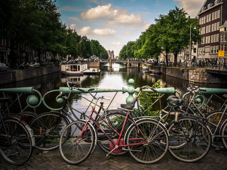 (CHEAP FLIGHTS) Return ticket to Amsterdam from 45 euros!