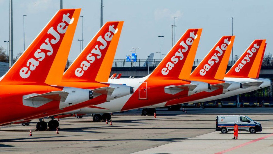 EasyJet shares free tickets!