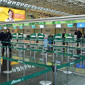 Talijanska kontrola leta u štrajku, otkazani i letovi prema Hrvatskoj