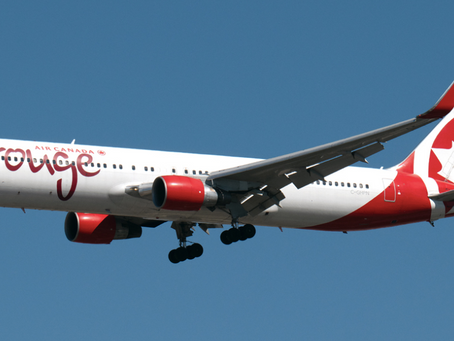 Air Canada Rouge terminated Zagreb service