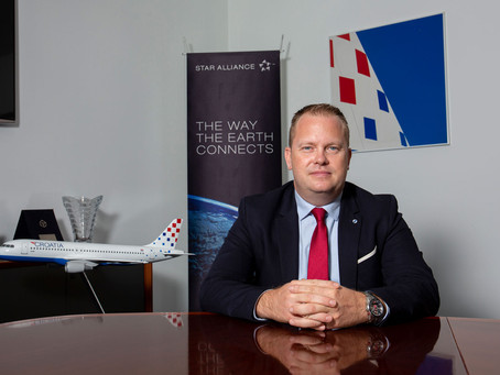 Interview with Slaven Žabo, Director Commercial Division of Croatia Airlines