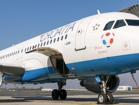 Croatia Airlines: 9 international destinations by end of January!