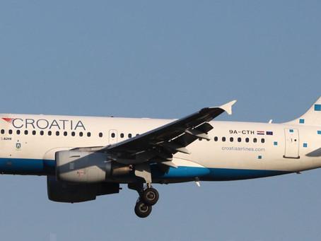 Croatia Airlines u svibnju povećava broj operacija, uvode se linije iz Splita i Dubrovnika