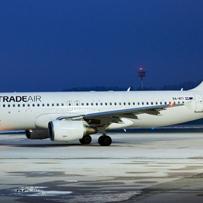 Trade Air flying to Egypt, Portugal and Spain from Ljubljana
