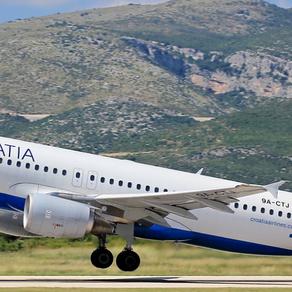 Croatia Airlines resuming  international flights from Split!