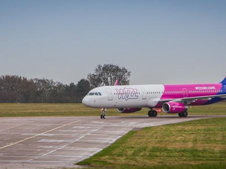 WizzAir to introduce Wroclaw - Split route!