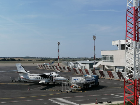(VAŠE PRIČE) Trade Airom iz Zagreba preko Osijeka do Pule