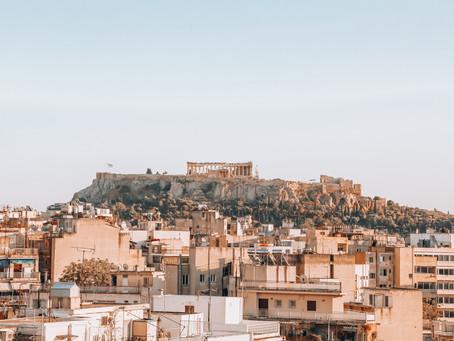 (POVOLJNI LETOVI) Povratne karte za Atenu od 506 kuna