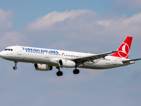 Turkish Airlines: In December over 5700 seats on Istanbul - Zagreb route